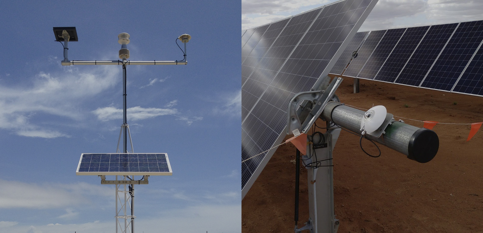 Sensors and Meteo Stations