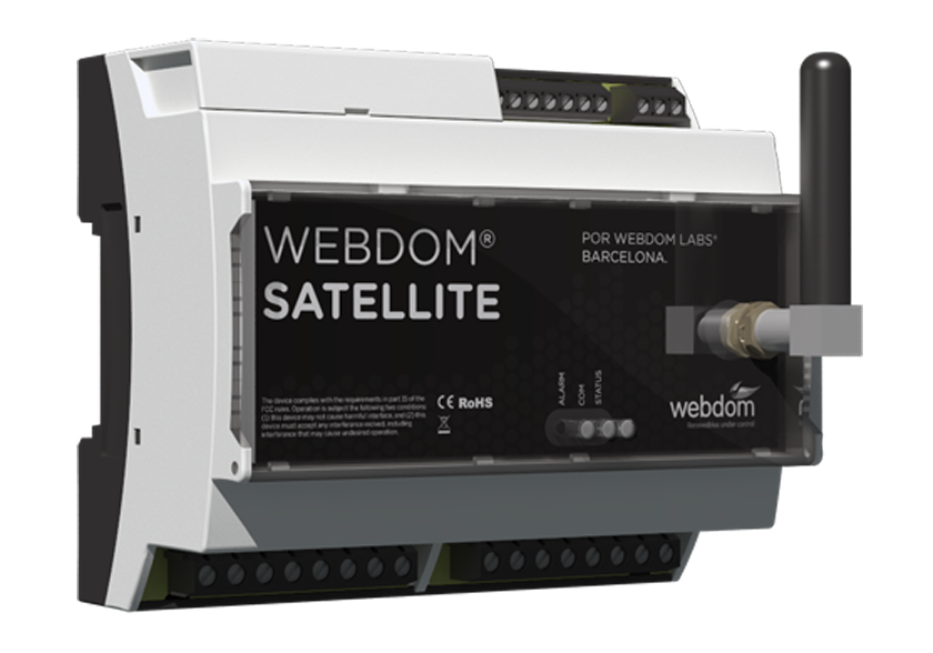 Webdom Satellite