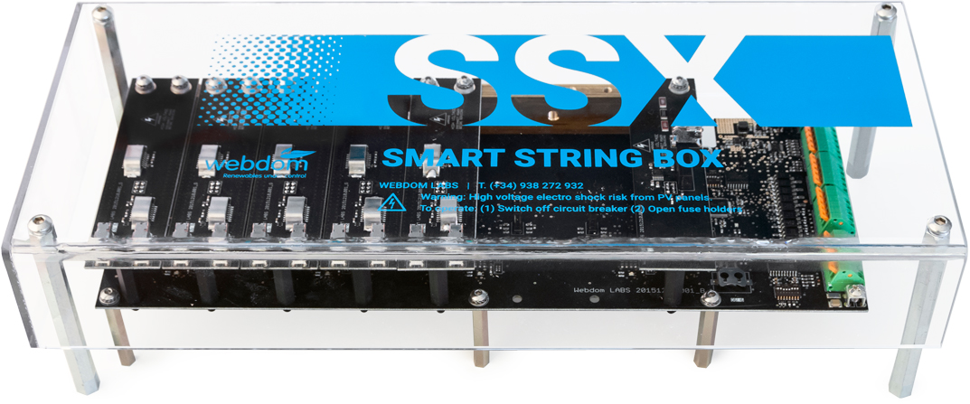 SSX — Smart String Box. This is how it works.